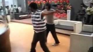 aarya 2 bunny making of dance