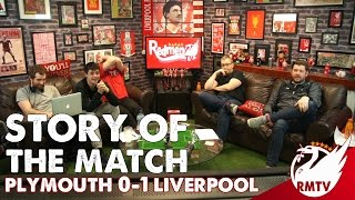 Plymouth v Liverpool 0-1 | Story of the Match