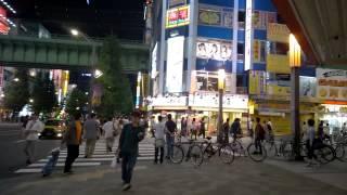 Shady Japanese Maid places in Akihabara