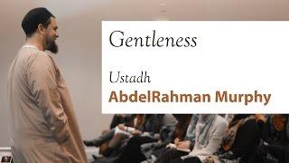 Ustadh AbdelRahman Murphy - Gentleness