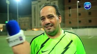نهائي بطولة الخميسي الاولى l لقاء مع الأستاذ  سليمان الخميسي حكم المباراة النهائية