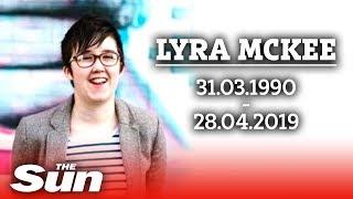 Lyra McKee funeral: LIVE