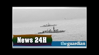 Russian ships escorted through north sea by british naval vessels | News 24H