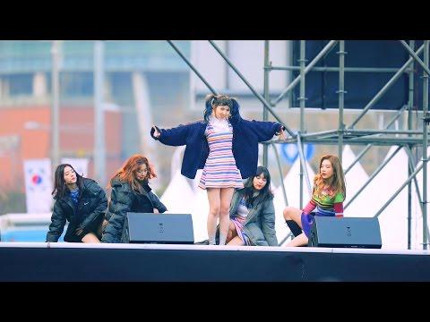 Dark Ver. (Red Velvet )레드벨벳_러시안 룰렛 (Russian Roulette) 리허설 [4k Fancam직캠]