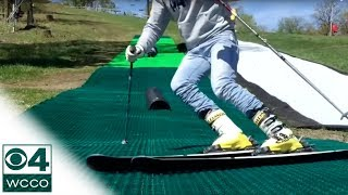 Buck Hill To Introduce Year-Round Snowless Skiing