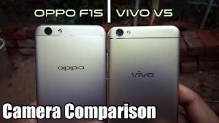 ViVo V5 Camera vs OppO F1s Camera Comparison   Smartphone Camera Battle
