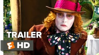 Alice Through the Looking Glass Official Grammy Trailer (2016) - Johnny Depp Movie HD