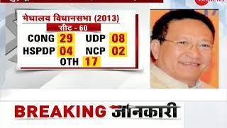 Voting may take place in single phase in Meghalaya, Nagaland, Tripura