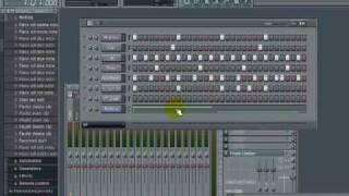 FL STUDIO 8 & 9 - Recording with MIDI Keyboard