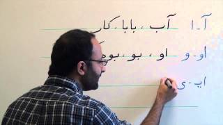 Persian Grammar: Long Vowels ā, ī, ū