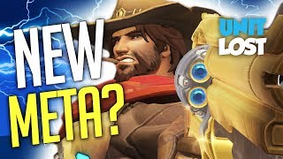 Overwatch Meta - Return of the Reaper?! / The Electric Cowboy! / DEAD Hog?!