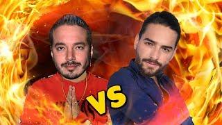 JBalvin vs Maluma  - Batallas crónicas