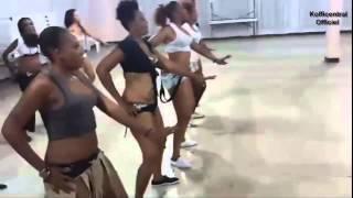 Répétition - Danseuses du Quartier Latin - Koffi Olomide (Part 1)