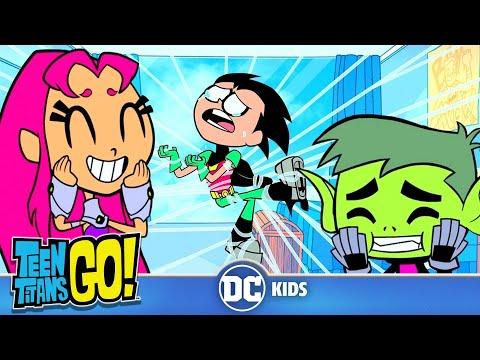 Teen Titans Go! | Prank Wars! | DC Kids