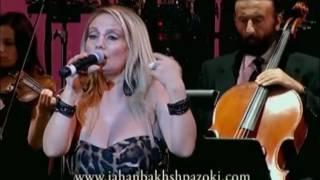Jahanbakhsh Pazooki - Helen  اجرای هلن در مراسم نکوداشت استاد پازوکی