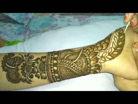 Xxx Mp4 Mehndi Designs For Wedding Bridal Mehandi Henna Art Body Art By New Generation 2017 3gp Sex