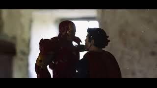 Superman VS Iron Man (VS Rise of Steel Heroes) Figures Stop Motion