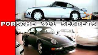 Porsche 911 Secret Prototype Cars Documentary
