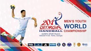 Japan - Spain (1/4 Final) IHF Men's Youth World Championship