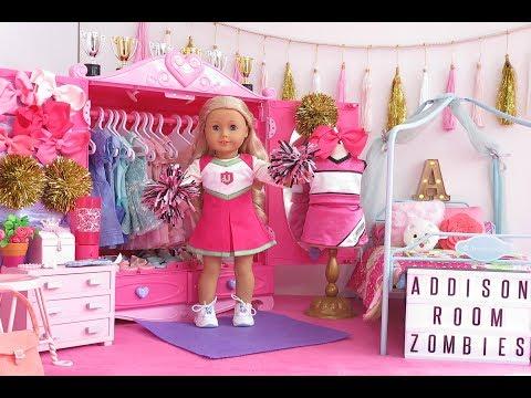 Xxx Mp4 American Girl Doll Bedroom Disney Zombies Addison 3gp Sex