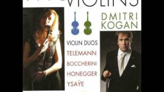 Luigi Boccherini: Duet in G Op.5 No.1 - Grazioso