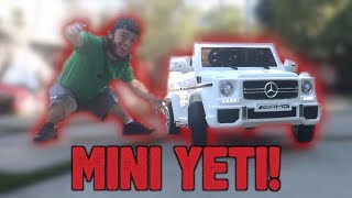 THE MINI YETI - UNBOXING AND TEST DRIVE!!