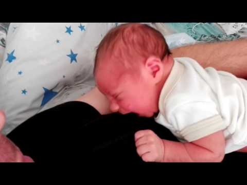 Xxx Mp4 2 Day Old Baby Wants Breast Milk From Dad When Held For A While 3gp Sex