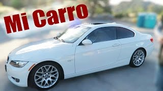 TAG: Mi Carro (BMW) HotSpanish Vlogs