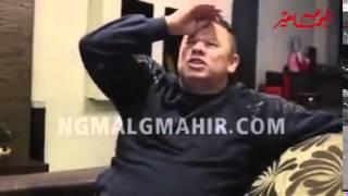 فيديو مسرب لرضا عبد العال وهو يسب طارق حامد باقذر الالفاظ