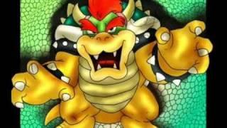 Mario and peach's wedding part 2
