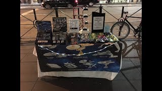 Chapter 93: Street Vending Table Talk & The Long Ride Home!