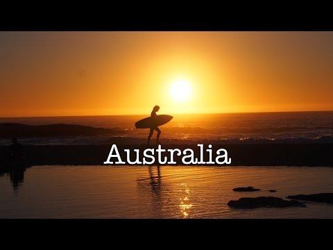 Work and Travel    Best Road Trip Australia 2k15   GoPro