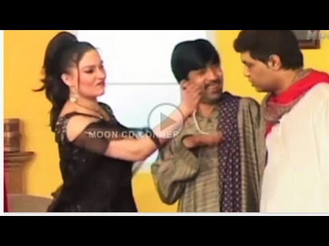 Xxx Mp4 Sajan Abbas Khushboo Hot Pakistani Punjabi Stage Drama Full Comedy HD 2016 3gp Sex