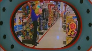 The Wiggles - Where's Jeff?  - Toy Shop
