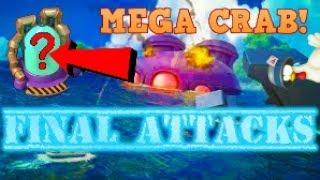 Mega Crab 6: FINAL ATTACKS! LEADER-BOARD FINISH!? Boom Beach