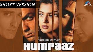 Humraaz | Short Version | Bobby Deol, Amisha Patel, Akshaye Khanna