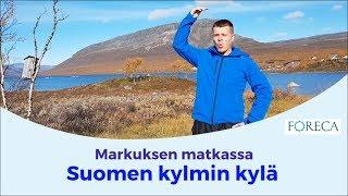 Suomen kylmimmässä kylässä