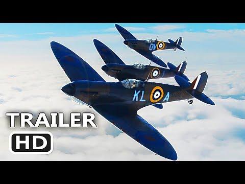 Xxx Mp4 SPITFIRE Official Trailer 2018 Fighter Plane Movie HD 3gp Sex