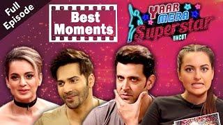Best Moments Of Bollywood Stars On Yaar Mera Superstar Season 2 With Sangeeta