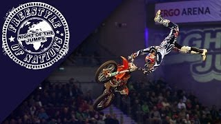 Freestyle Of Nations - Interview Red Bull Rider Petr Pilat