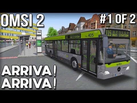 Arriva Arriva OMSI 2 Bus Simulator Part 1 of 2