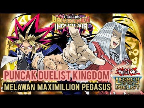 YUGIOH LOTD #17 - PUNCAK DUEL MELAWAN PEGASUS !!