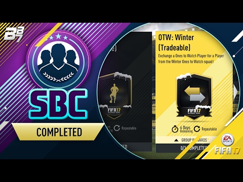 GUARANTEED OTW AND TOTT PACKS! | FIFA 17 ULTIMATE TEAM SQUAD BUILDER CHALLENGES!