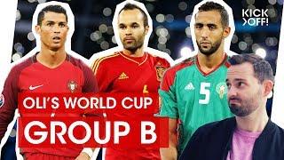 Can Ronaldo knock out his Real teammates? | Oli