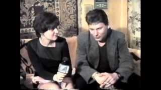 Сектор Газа - Последнее интервью Юрия Хоя Воронежскому ТВ (21.06.2000)