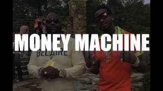 GUCCI MANE FT RICK ROSS  MONEY MACHINE LYRICS