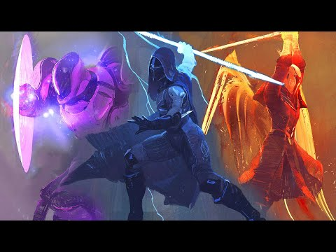 Which Destiny 2 Class Is Right For You