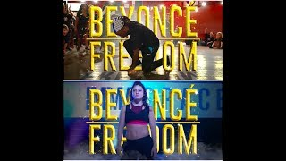 @BEYONCE ft KENDRICK FREEDOM | @Willdabeast__ Choreography ft. Janelle  & Jade Chynoweth