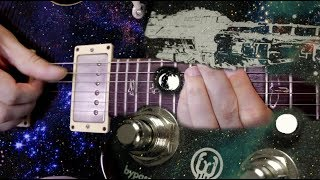 The Guitar Pedal From Outer Space