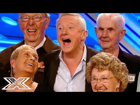 Xxx Mp4 OLDEST Group Audition Ever On The X Factor UK X Factor Global 3gp Sex